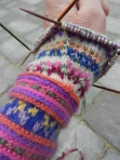 Muhu and Fair Isle mashup