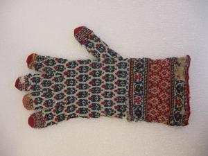 Brooklyn Museum Persian Glove